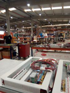 INE: Las ventas de la industria en Andalucía caen un 36,6% en abril por el impacto del Covid-19