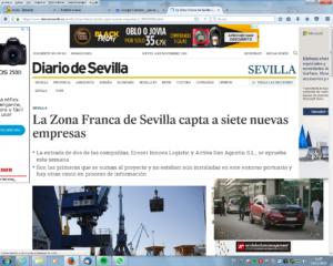 La Zona Franca de Sevilla capta a siete nuevas empresas