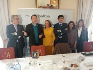 """Alfredo Sánchez Monteseirín en """"Café con Rull"""""""