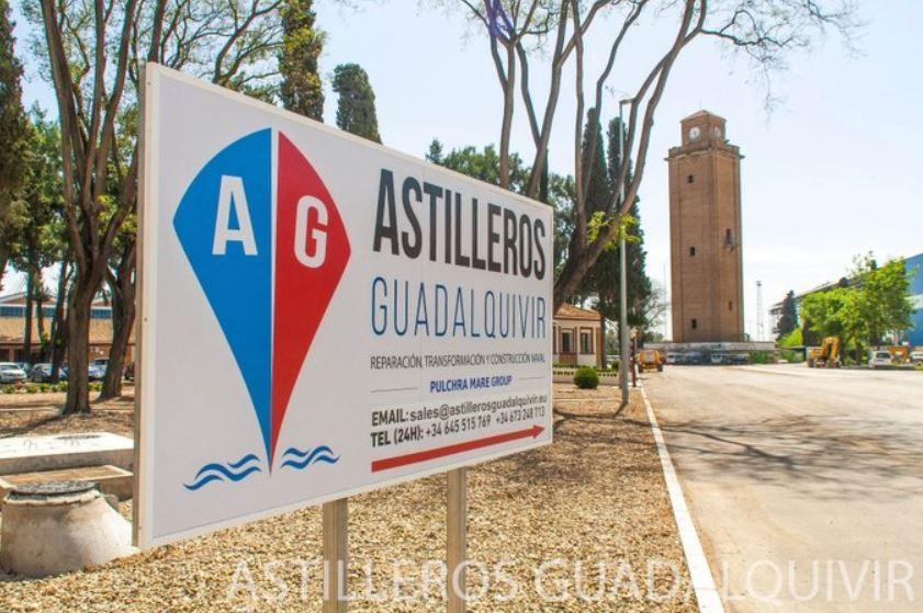 En este momento estás viendo LAS EMPRESAS DE LA ZONA FRANCA DE SEVILLA – Cap. 4 – Astilleros del Guadalquivir