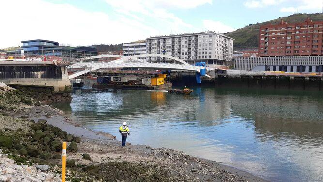 Un puente sevillano (TECADE) para el nuevo Bilbao
