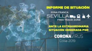 Informe de Situación de las empresas de la Zona Franca ante la extraordinaria situación generada por el COVID-19