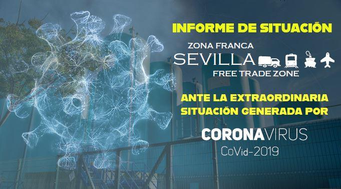 En este momento estás viendo Informe de Situación de las empresas de la Zona Franca ante la extraordinaria situación generada por el COVID-19