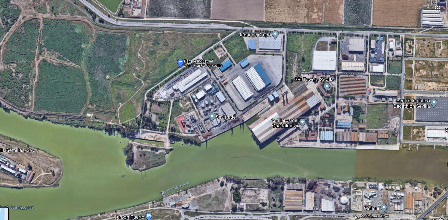 Zona Franca Sevilla: Un tren de ventajas y un río de oportunidades