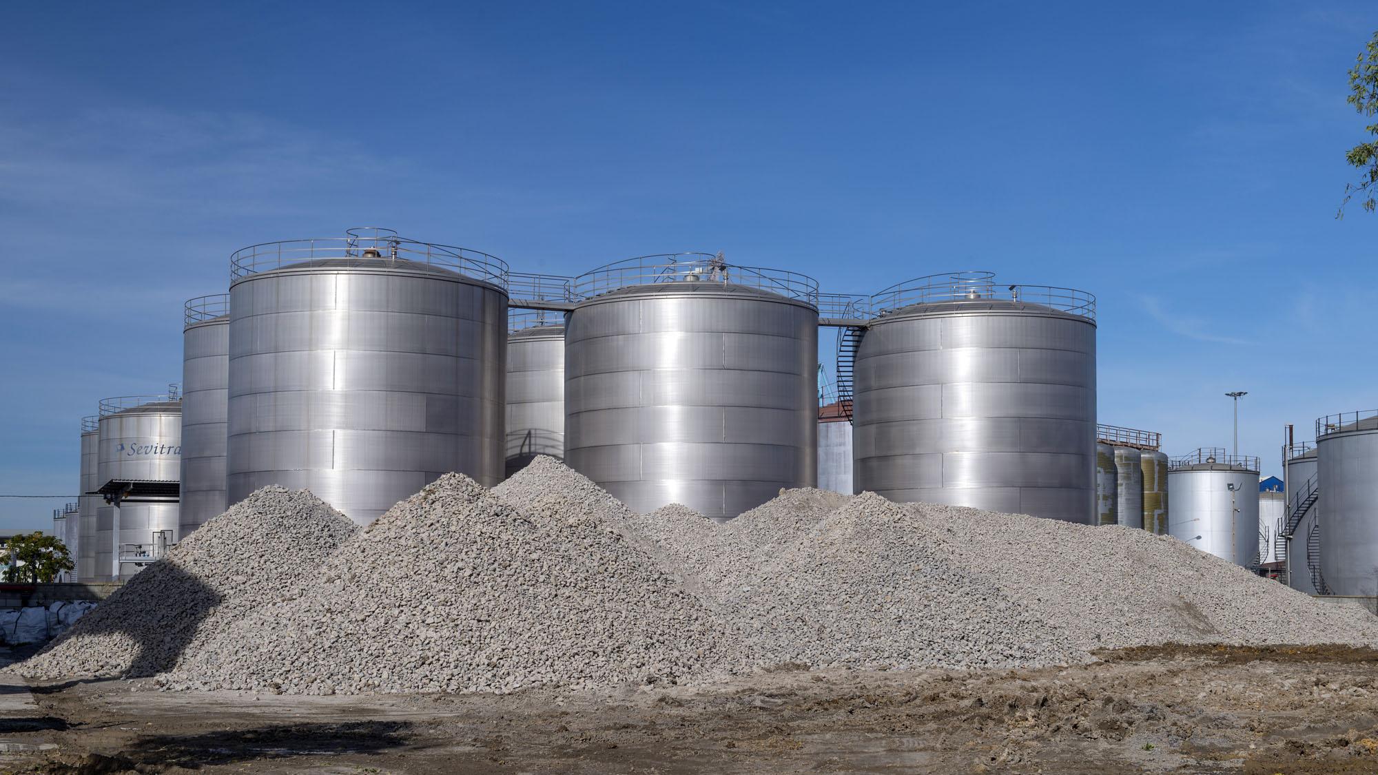 El volumen de mercancía cargada tardará en recuperar los valores anteriores al Covid-19