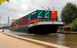 Una empresa Holandesa (ZES) prepara su primer buque eléctrico