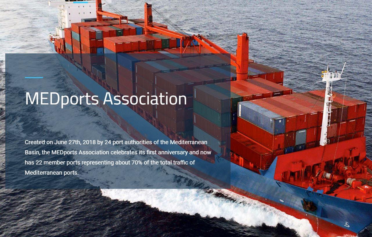 La digitalización, la multimodalidad y la transición energética, son los perfiles profesionales más solicitados en los puertos mediterráneos
