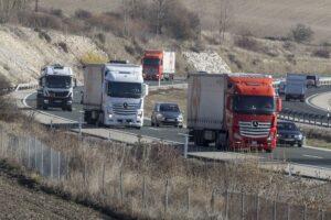 Finaliza el mes de mayo con una nueva recuperación del tráfico de camiones