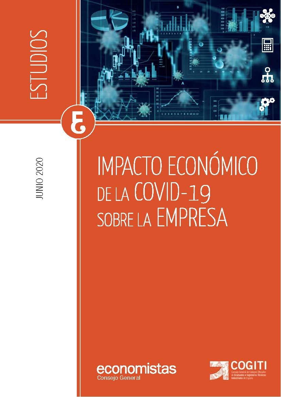 Informe Impacto económico de la COVID-19 sobre la empresa