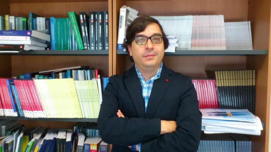 José Ignacio Castillo,del equipo profesional externo de la Zona Franca de Sevilla, nuevo secretario general de Economía de la Junta de Andalucía