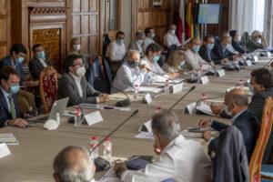El sistema portuario español acuerda liderar la protección ambiental como estrategia de crecimiento económico y creación de puestos de trabajo