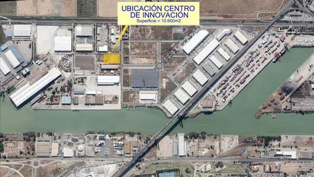En este momento estás viendo La US licita la planta de innovación industrial en la futura ampliación de la Zona Franca de Sevilla