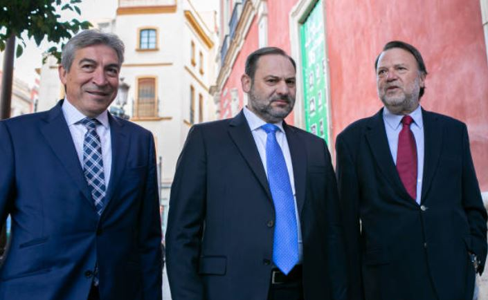 En este momento estás viendo El exdelegado del Gobierno en Andalucía Lucrecio Fernández, nuevo director general de Sepes