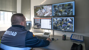 Un sistema tecnológico innovador de fortificación mediante sensores para vallar la ampliación de la Zona Franca de Sevilla