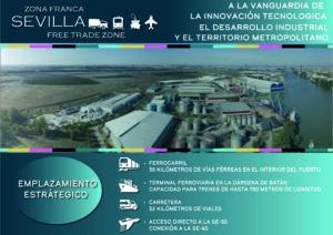 La Zona Franca de Sevilla, un motor para la actividad económica y el empleo