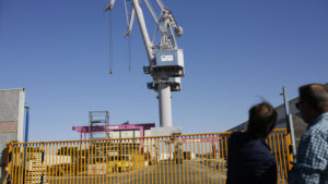 Los puertos de Huelva y Sevilla se incorporan a la Red Logística de Andalucía y compartirán la terminal de Majarabique