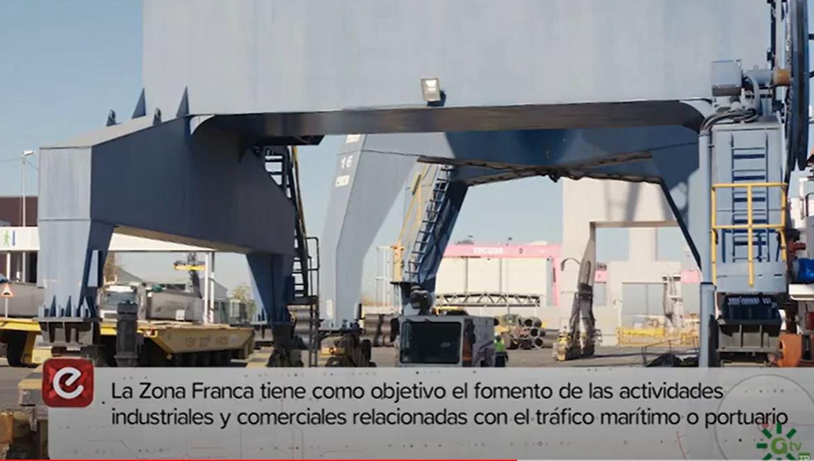 ¿Conoces la Zona Franca de Sevilla?