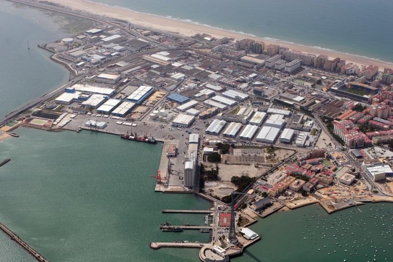 El SAS (Servicio Andaluz de Salud) ubica su plataforma logística frente al COVID-19 en una zona franca andaluza