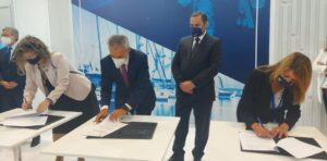 Lee más sobre el artículo Nuevo paso en la adaptación de la línea ferroviaria Huelva-Sevilla a trenes de 750 metros